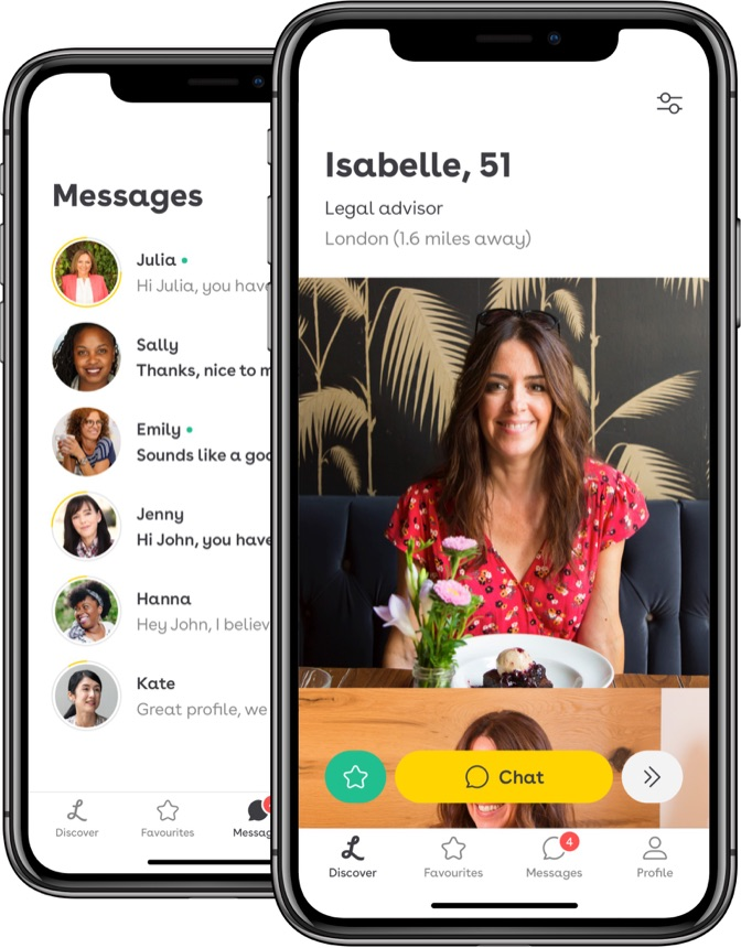 glide dating site